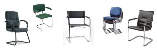 freischwinger st hle besucherst hle konferenzst hle. Black Bedroom Furniture Sets. Home Design Ideas