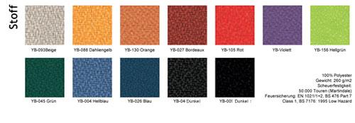 Sofffarben YB