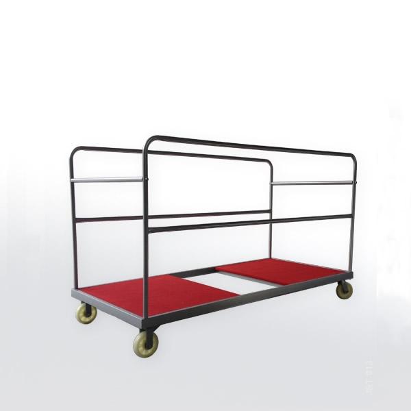 transportwagen f r runde klapptische banketttische. Black Bedroom Furniture Sets. Home Design Ideas