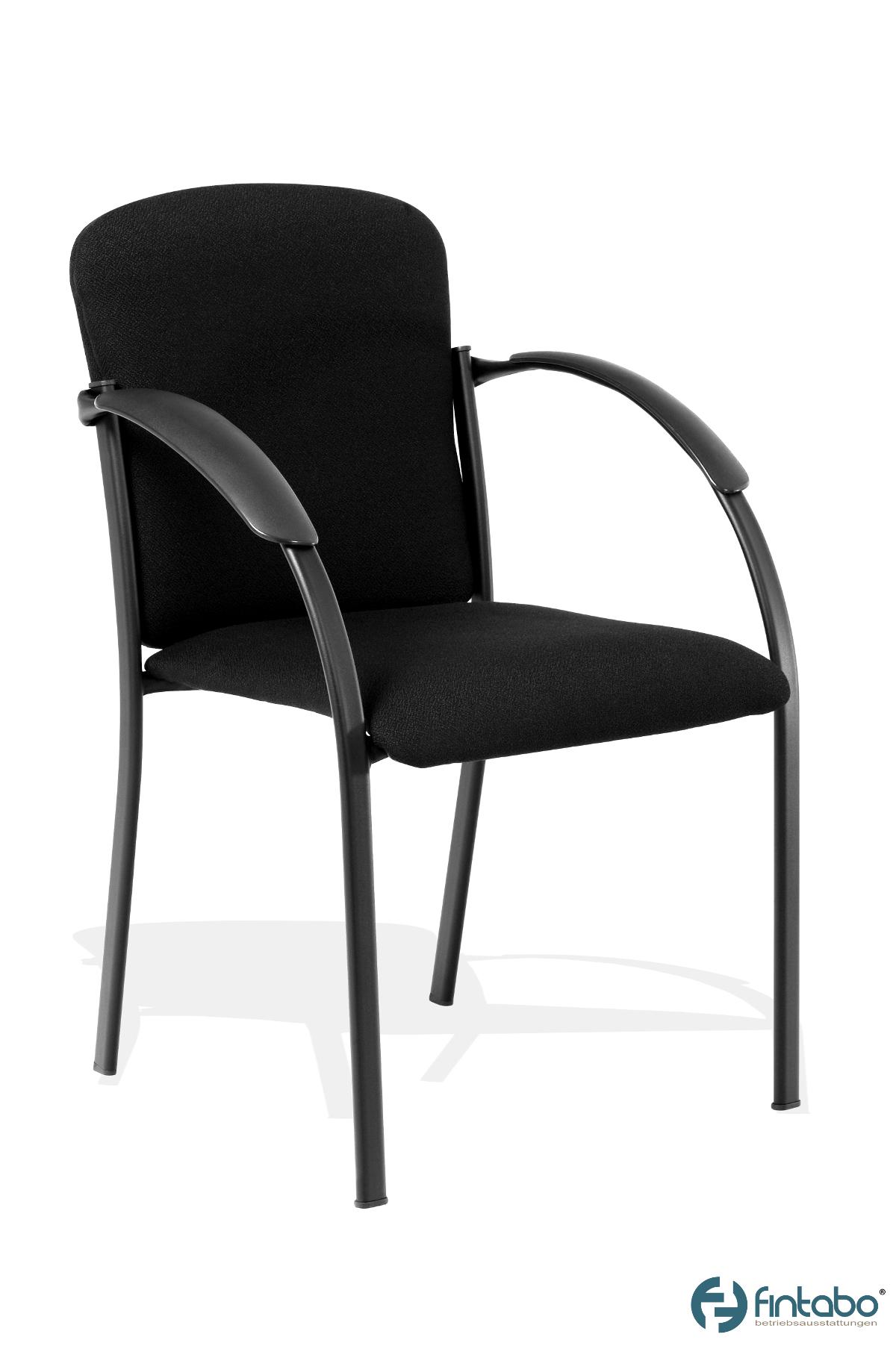 besucherst hle stapelst hle mit armlehnen expect. Black Bedroom Furniture Sets. Home Design Ideas