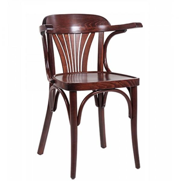 Bistrostühle Holz   Bugholzstühle mit Armlehnen kaufen   Stuhlux.com