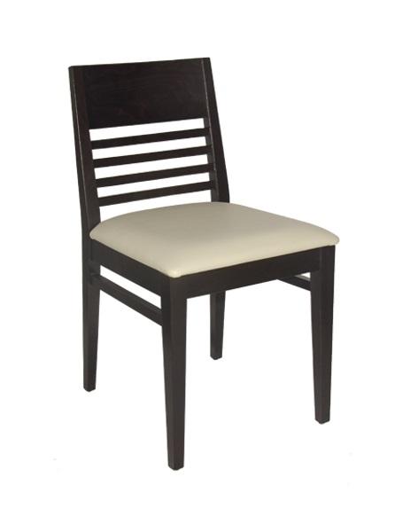gastronomie st hle pikas holzst hle mit polster. Black Bedroom Furniture Sets. Home Design Ideas