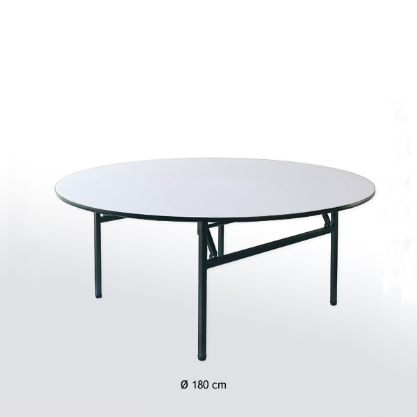 runder klapptisch tom banketttisch gro h ndler. Black Bedroom Furniture Sets. Home Design Ideas