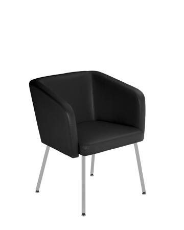 besucherst hle besuchersessel safia 4f. Black Bedroom Furniture Sets. Home Design Ideas