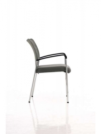 besucherstuhl mit armlehne besucherst hle nexin. Black Bedroom Furniture Sets. Home Design Ideas