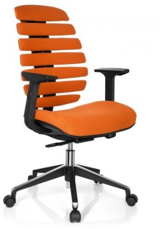 Design Bürostühle orange