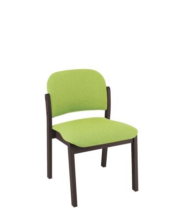 holzst hle mit polster holz besucherst hle von. Black Bedroom Furniture Sets. Home Design Ideas
