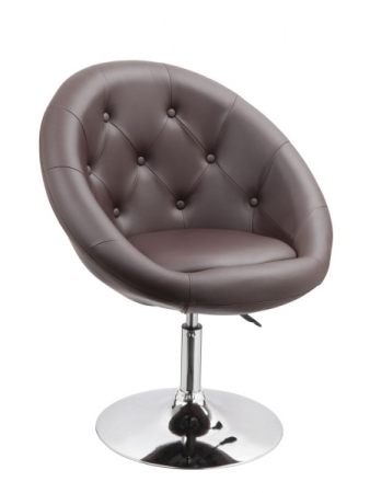 Lounge Sessel - William Cocktailsessel braun