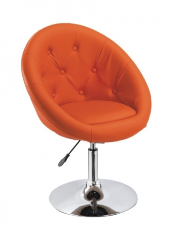 Lounge Sessel - William Cocktailsessel orange